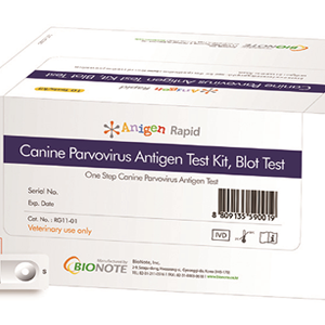 Canine Parvovirus Antigen Test Kit